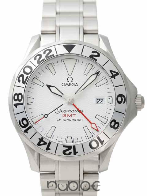 OMEGA SEAMASTER COLLECTION GMT 2538.20