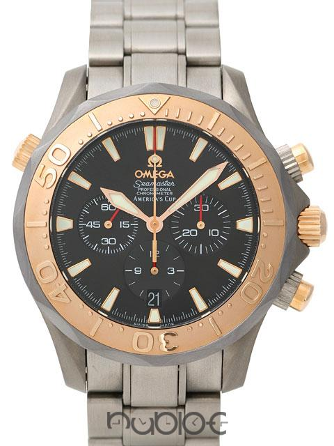 OMEGA SEAMASTER COLLECTION AMERICASCUP CHRONOGRAPH 2294.50