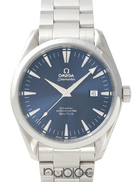 OMEGA SEAMASTER COLLECTION Aqua Terra 2502.80