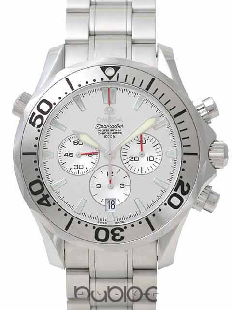 OMEGA SEAMASTER COLLECTION CHRONOGRAPH 2589.30