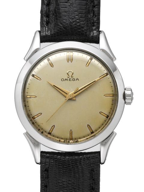 OMEGA SPECIALITIES COLLECTION Manual winding round ROUND 10007