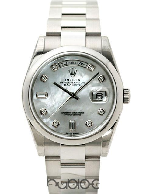 ROLEX DAY-DATE 118209NG