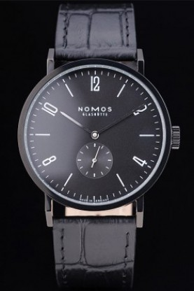 Nomos Glashutte Tangomat Black Ceramic Bezel (nm01)