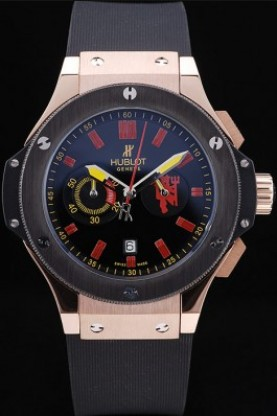 Hublot Limited Edition Manchester United (hb96)