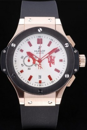 Hublot Limited Edition Manchester United (hb95)