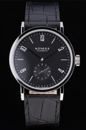 Nomos Glashutte Tangomat Polished Stainless Steel Bezel (nm04)
