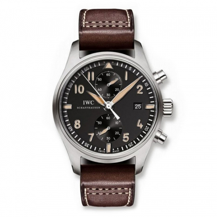 """IWC Pilot's Watch Chronograph """"Collectors Watch"""" Edition IW387808"""