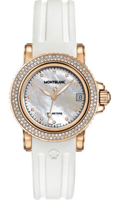 Montblanc Sport Red Gold Lady101631