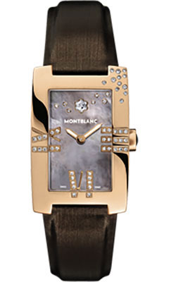 Montblanc Profile Lady Elegance Red Gold104256